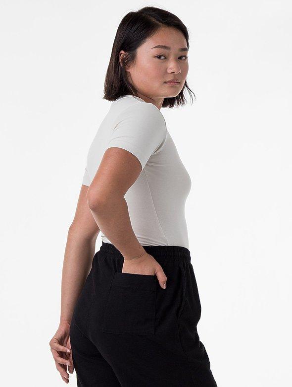 Mid-Length Heavy Jersey Shorts