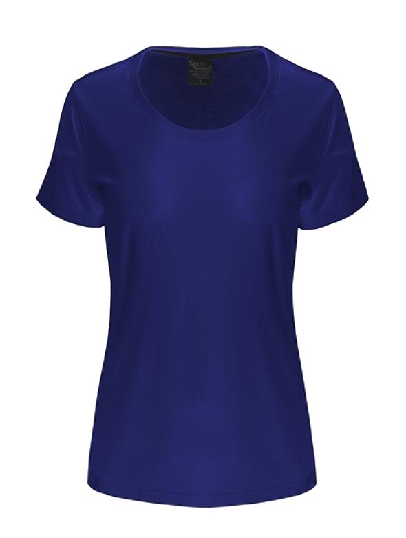 WOMENS10oz70/30Bamboo T-Shirt