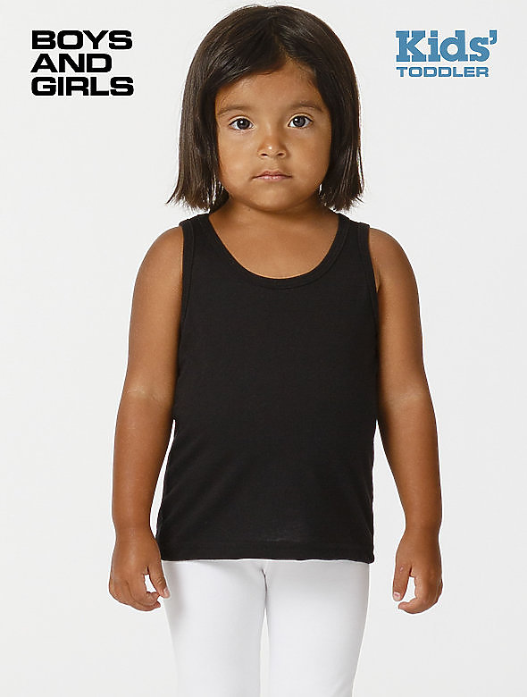 Toddler Fine Jersey Tank Top