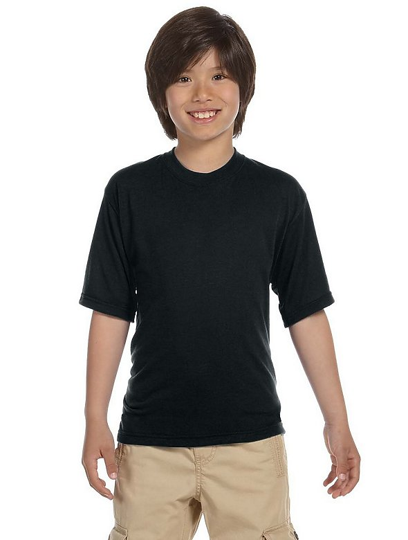 9oz Jerzees Youth Technical T