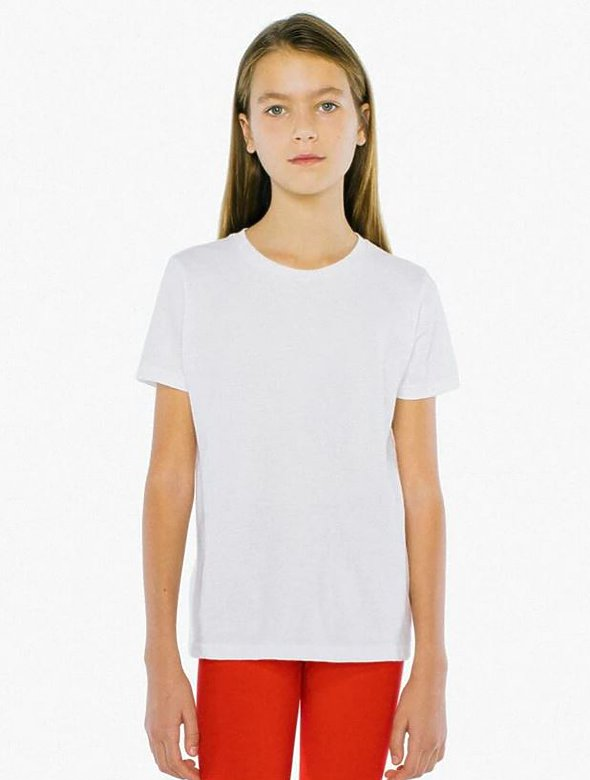 Youth Fine Jersey Tee