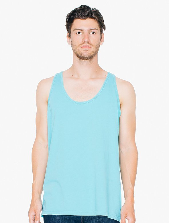 Power-Washed Tank Top