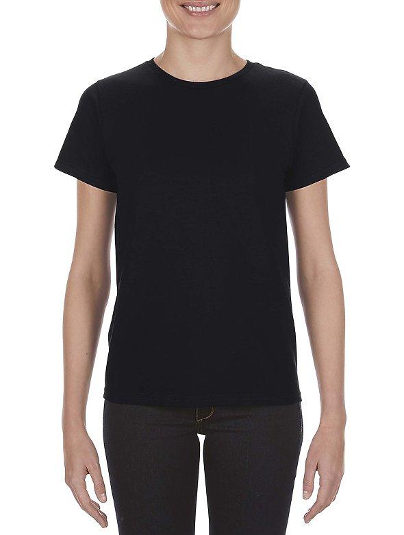 LADIES9.5oz100%RingspunT-Shirt