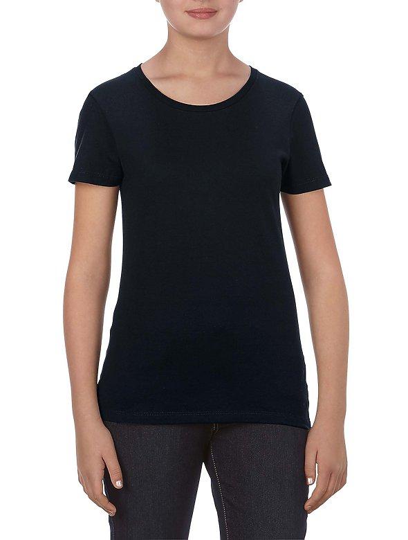 LADIES Jersey Ringspun T-Shirt