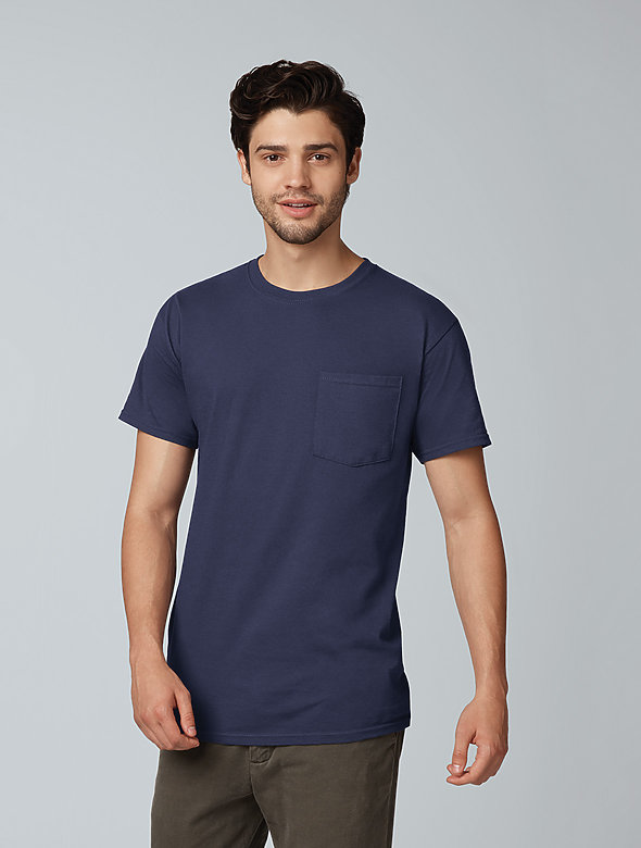 HD Cotton™ Pocketed Tee