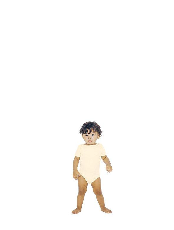9.8oz Org Infant 1-Pc Creeper