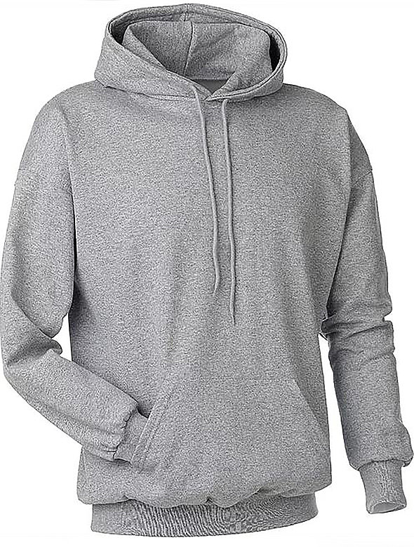Double-Hooded Sweatshirt