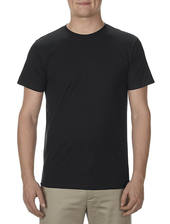 7.5oz  Ringspun Fitted T-Shirt