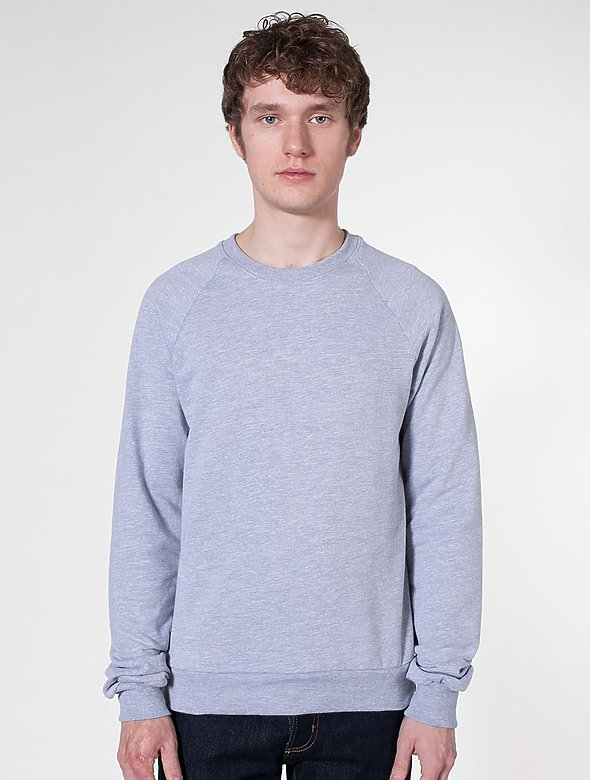 Cali-Fleece Raglan Sweatshirt