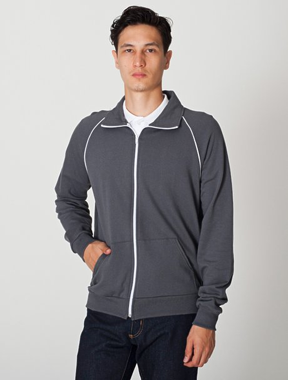 Cali-Fleece Track Jacket