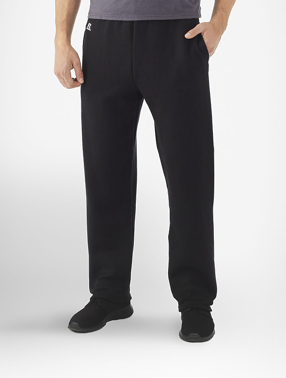 Adult 2-Pkt Open Bottom Pant
