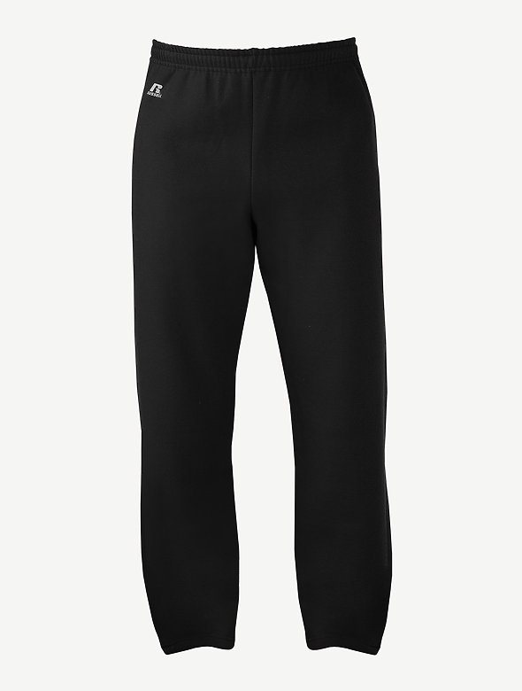 Open-Bottom Sweatpants