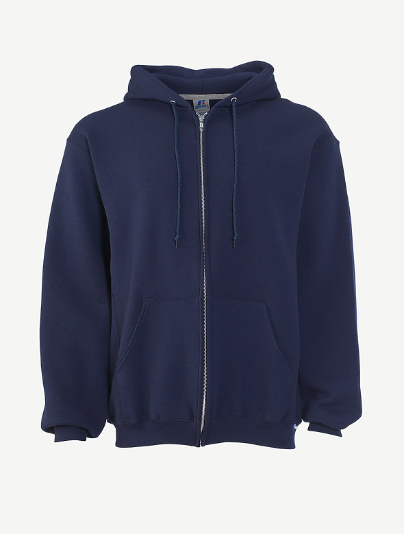 Dri-Power® Full-Zip Hoodie
