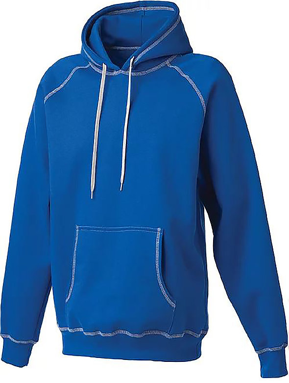 Heavy Fleece Pull-Over Hoodie
