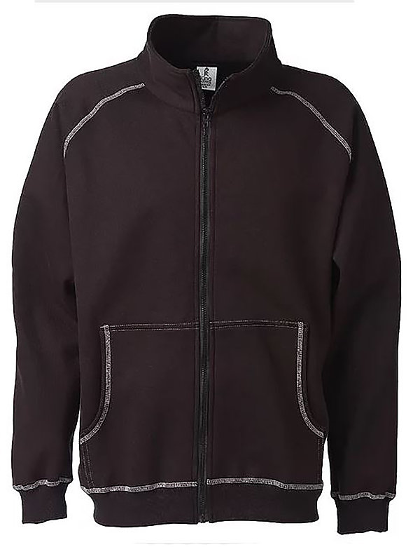 Fleece Full-Zip Sweatshirt