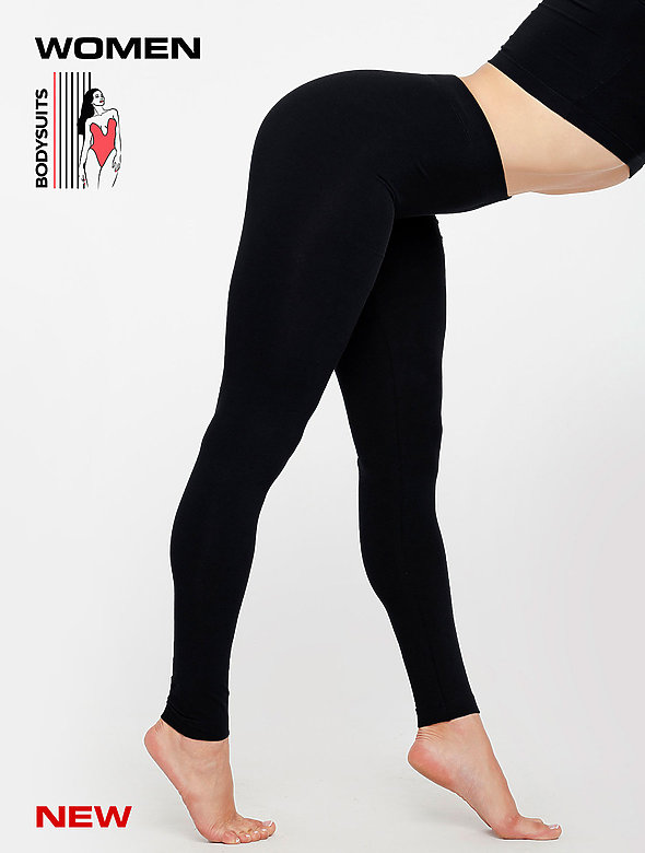 WOMENS Cotton/Spandex Leggings