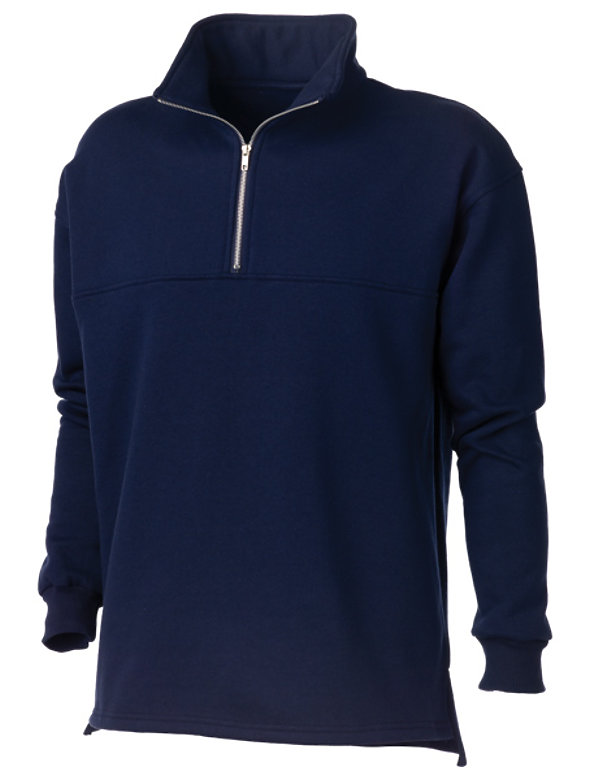 1/4-Zip Pull-Over Sweatshirt