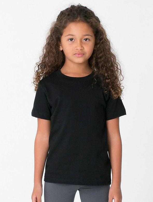 6.0oz Toddler Poly-Cotton SS T