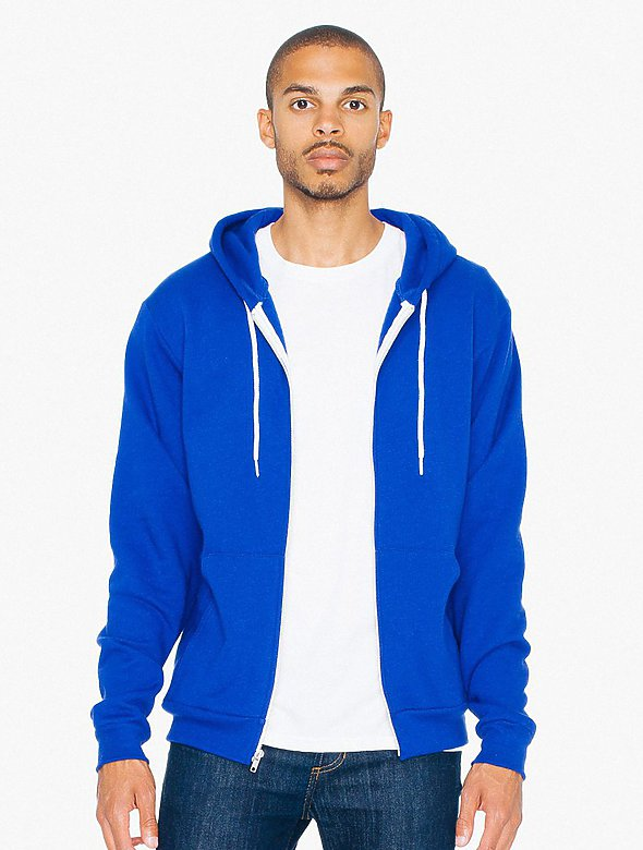 Flex-Fleece Full-Zip Hoodie