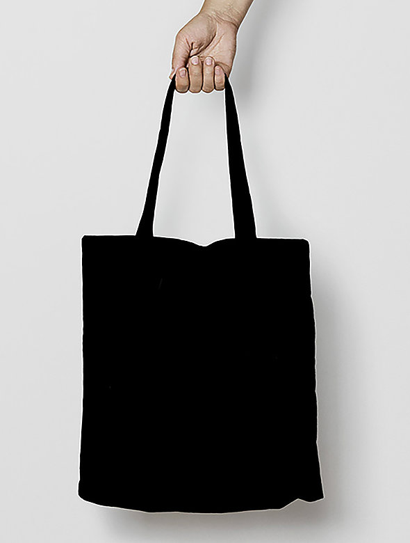 Tote Bag 100% 12oz Cotton