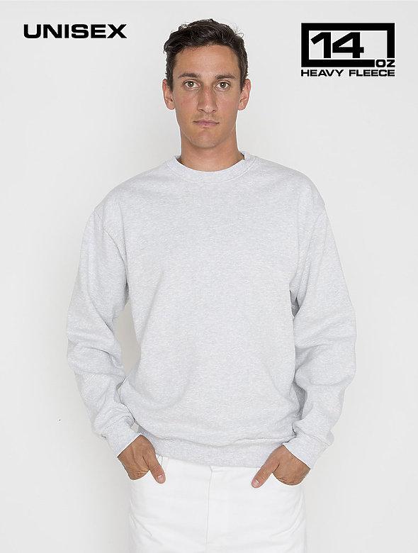 Heavy Fleece Sweatshirt
