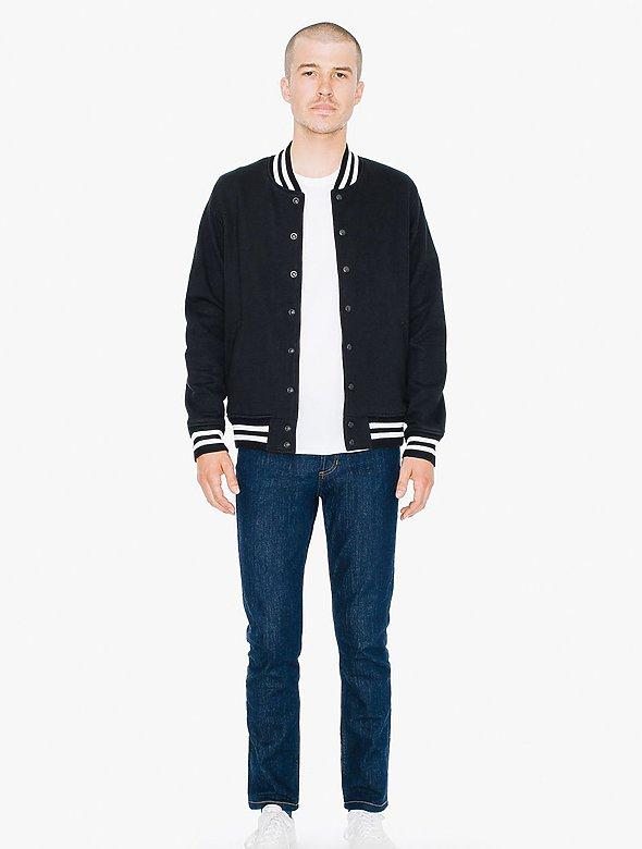 22oz HeavyTerry Club Jacket