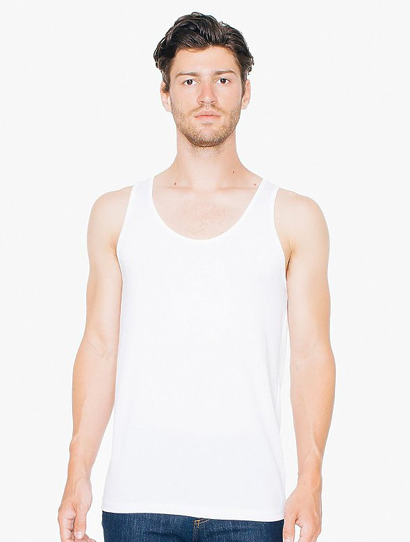 Cotton-Blend Tank Top