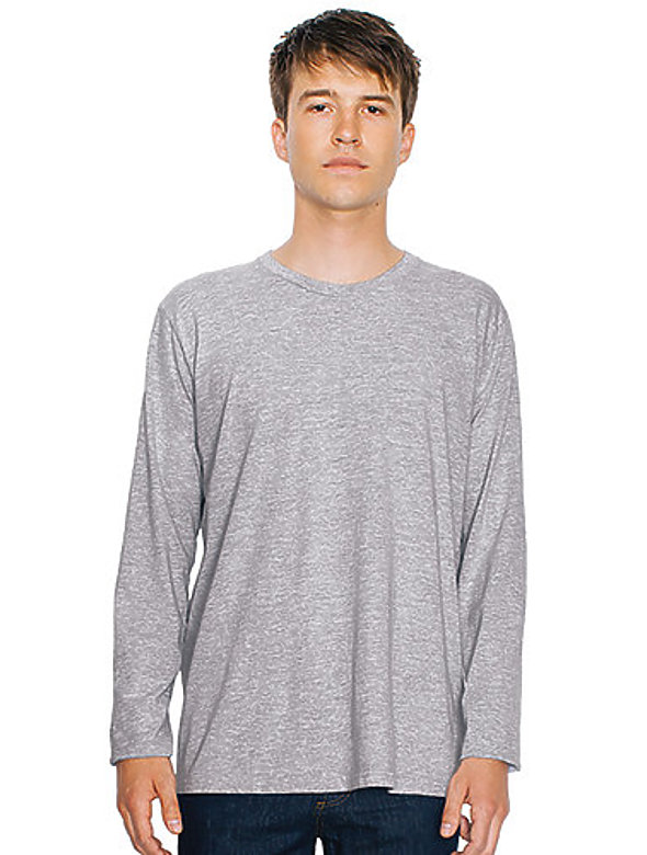 Power-Washed Long-Sleeve Tee