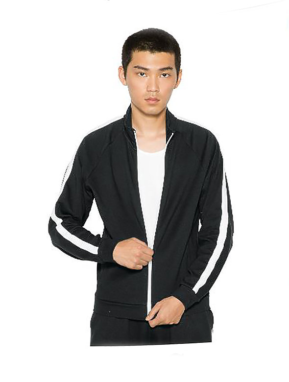 Interlock Track Jacket