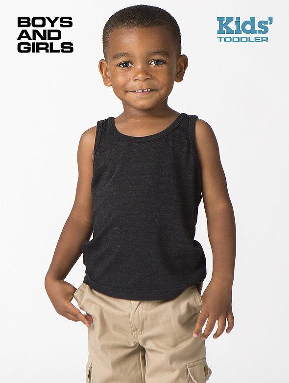 Toddler Tri-Blend Tank Top