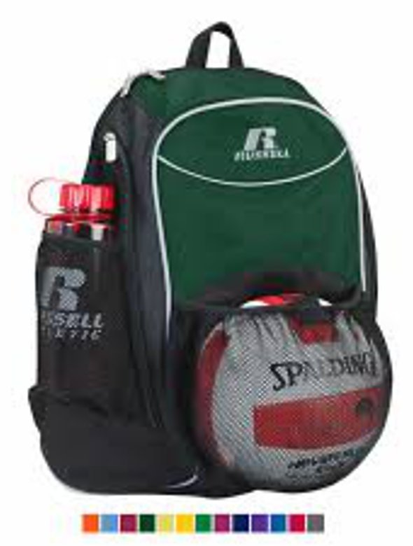 Triple Play Ball Backpack