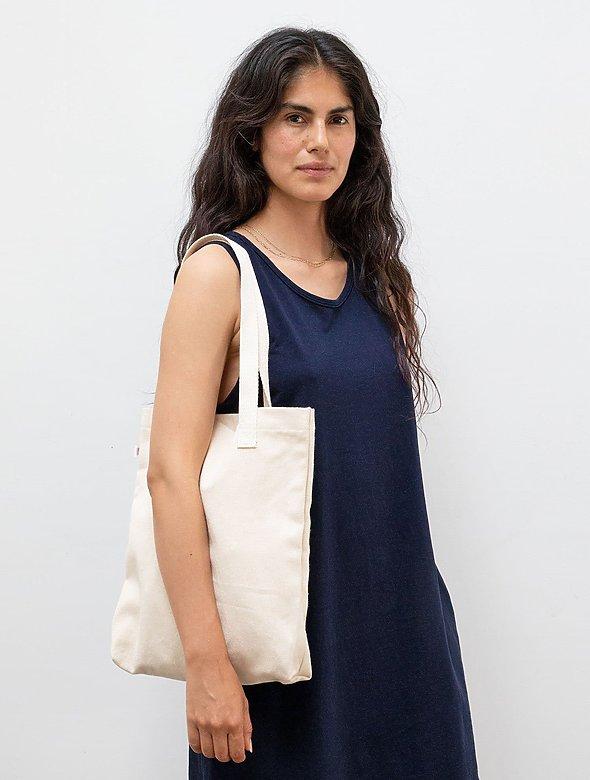 Bull Denim Tote Bag