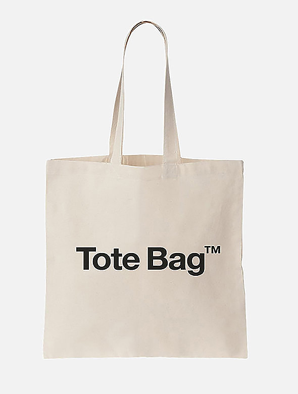 Tote Bag 100% 6oz Cotton