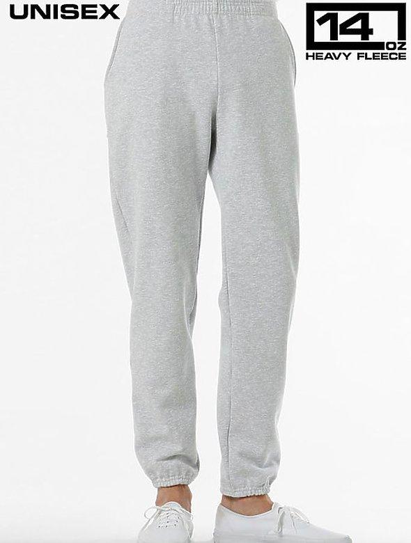 14 oz Heavy Fleece Sweat Pant