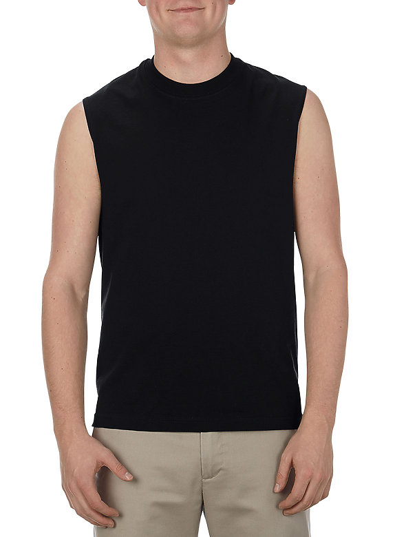 Adult Sleeveless Muscle Tee