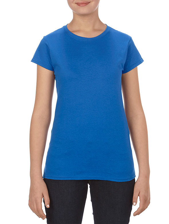 Jr Ladies Ringspun T-Shirt