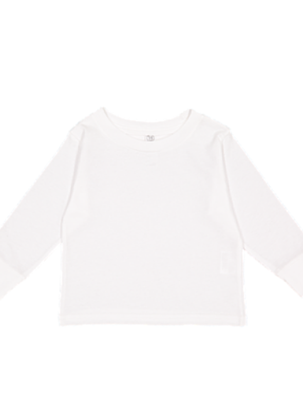 RS ToddlerLongSleeveCottonTee
